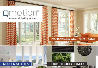 Qmotion blinds and curtains