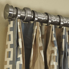 Qmotion motorised curtain pole